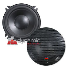 """Morel TEMPO 5 Component 5.25"""" Car Audio Speakers 2-Way 270 Watts Tempo5 Pair New"""