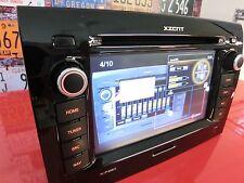 XZENT X-F220 2-DIN Navigation Fiat Ducato  Autoradio & Navi incl. DAB+ Antenne