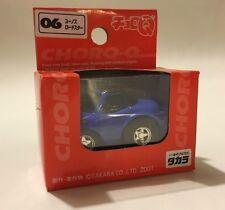 Takara Choro Q #06 Mazda Eunos Roadster (Miata MX-5)(In Stock USA)