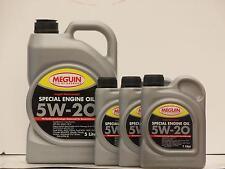 4,48€/l Meguin Megol Special Engine Oil SAE 5W-20 8 L Chrysler MS-6395 ILSAC