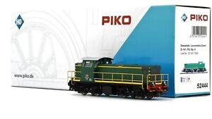 PIKO Expert 52444 D141 1004 Livery Green Headbands Yellow, Handrails Yellow FS