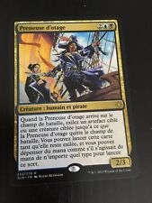 MTG MAGIC IXALAN HOSTAGE TAKER (FRENCH PRENEUSE D'OTAGE) NM
