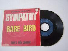 SP 2 TITRES VINYLE 45 T , RARE BIRD , SYMPATHY . VG - / VG  . PHILIPS 6077 900 .