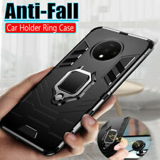 Shockproof Rugged Armor Magentic Car Holder Case For For OnePlus 7 7T Pro 6T