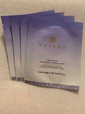 Tatcha Luminous Deep Hydration Revitalizing Eye Mask .16oz 4 Mask Pairs