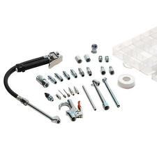 30 Piece Inflator Air Compressor Accessory Kit Case Tire Gauge Blow Gun Chuck