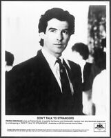~ James Bond Actor Pierce Brosnan Original 1995 Promo Portrait Photo