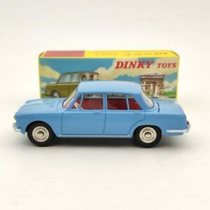 Atlas DINKY TOYS 523 SIMCA 1500 Blue Diecast Models Collection 1:43