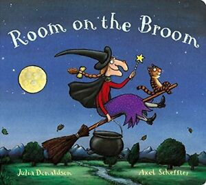 Room on the Broom by Donaldson, Julia Board book Book The Cheap Fast Free Post