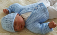 DK/Double Knit Babies Patterns
