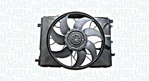 Cooling Radiator Fan For MERCEDES CLASSE C W204 2045000293 2049066802 Original