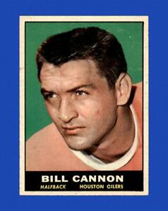 1961 Topps Set Break #146 Billy Cannon EX-EXMINT *GMCARDS*