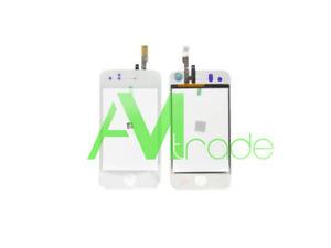 VETRO TOUCH SCREEN per display iPhone 3GS bianco white touchscreen + BIADESIVO