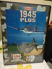 STRIKERS 1945 NEO GEO AES