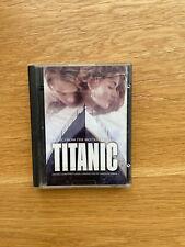 Minidisc Titanic Soundtrack album music