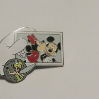 Disney Share The Magic Mickey Minnie And Tink Pin