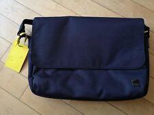 Knomo messenger laptop bag BNWT. Fits A4 /foolscap (15x10in/38x25cm interior)