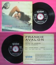 LP 45 7'' FRANKIE AVALON SINGS WITH PETER DE ANGELIS Ginger bread no cd mc dvd