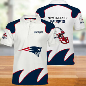 2021 Summer New England Patriots Fans T-shirt Hip-Hop Rap performance Tops Gifts