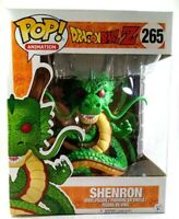"DragonBall Z Shenron Funko POP! Animation  #265 Super-Sized 6"" Vinyl Set -Rare-"