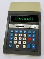 SANYO CY-0154 VINTAGE LED Rare Desktop calculator /japan