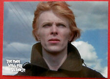 DAVID BOWIE - The Man Who Fell To Earth - PROMO #P4 - Unstoppable Cards 2013