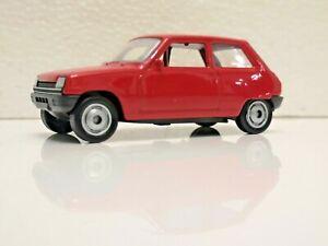 🚓 WELLY NEX CAR Scale Model 1:60 1/60 BOX RENAULT 5
