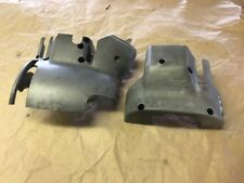 Toyota Supra 87 88 Steering Column Cover Trim Gray Factory OEM With Tilt 2 Piece