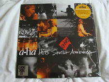 "Vinyl 12"" Single: A-Ha : Hits South America Live Brazil 1991 : 2016 RSD Sealed"