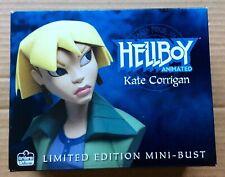HELLBOY ANIMATED: KATE CORRIGAN MINI-BUST (2007) Dark Horse Deluxe; #369/1200