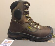 ae506287f61 KEEN Leather Work & Safety Boots for Men with Steel Toe | eBay