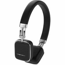 NEW SEALED Harman Kardon SOHO Wireless BLACK On-Ear Headphones TRUSTED SELLER