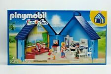 PLAYMOBIL FunPark Summer house Playbox 70219