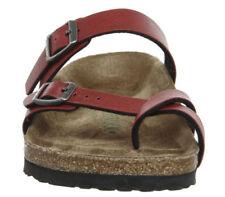 38 Sandali e scarpe rossi Birkenstock per il mare da donna
