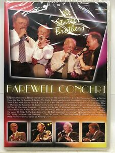 The Statler Brothers - Farewell Concert DVD - AusPost with Tracking - New Sealed