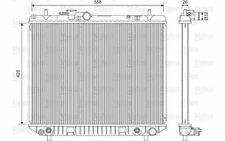 VALEO Radiateur moteur pour DAIHATSU TERIOS 701593 - Pièces Auto Mister Auto