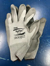 Ansell Hyflex 11-644 Gloves - ANSI Cut Level 2, Size 9 (L) - Per Dozen