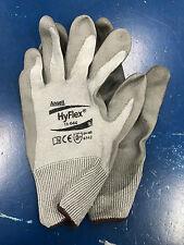 Ansell Hyflex 11-644 Gloves - ANSI Cut Level 2, Size 9 (L) - Per Dozen