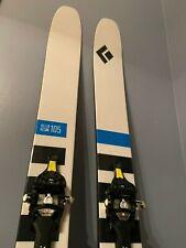 New listing Black Diamond Helio Recon 105 Backcountry Ski Setup