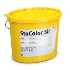 StoColor Sil - 15L - weiß - außen - Silikatfarbe - Fassadenfarbe - mineralisch
