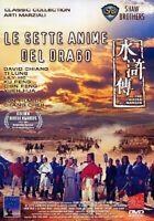 Le sette anime del drago - DVD D046042