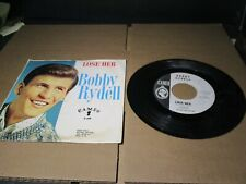 BOBBY RYDELL I Got Bonnie C-209 Cameo Records PICTURE SLEEVE A789 PL