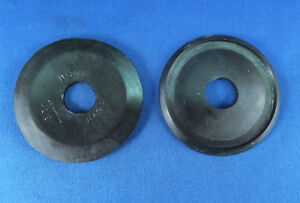 Mercedes Benz Set of 2 Reproduction Fog Light Stand Pad