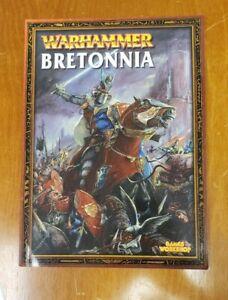 Warhammer Fantasy Battles Army Book: Bretonnia
