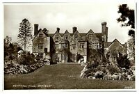 Antique RPPC real photograph postcard Benthall Broseley West Midlands