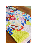 Anthropologie Martina Table Runner Farmhouse Kitchen Florals John Lewis