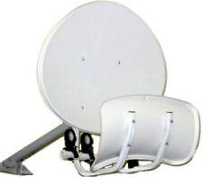 Toroidal Dual Reflector Multi Beam Satellite Dish
