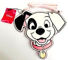 Official DISNEY 101 DALMATIONS Glitter Puppy Small Zip Coin Purse  Primark BNWT