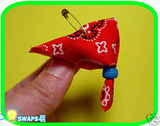 """Camp Bandana  """"Girl Scout"""" SWAPS  Craft Kit  by Swaps4Less.com"""