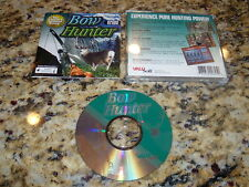 Bow Hunter Boyhunter (PC, 1997) Game